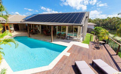 solar residential banner